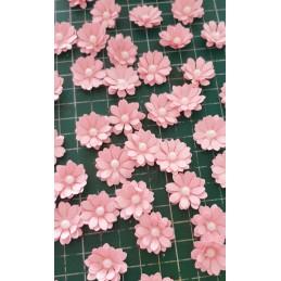 Kwiat stokrotka różowa 2cm