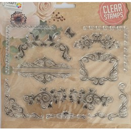 Stemple Clear  Stamps...