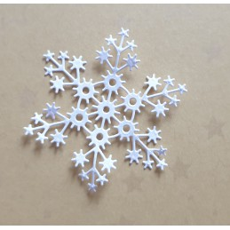 Śnieżynka gwiazda