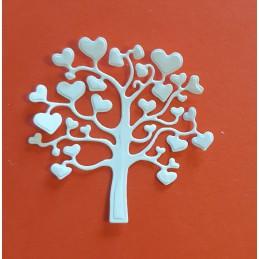 Serca drzewko szczęsćia