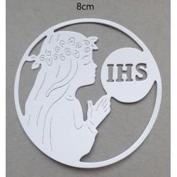 Scrapki dziewczynka IHS