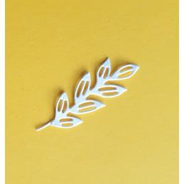 Liść gałązka 2