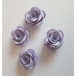 Różyczka z papieru lila 1...
