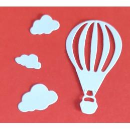 Balon plus chmurki