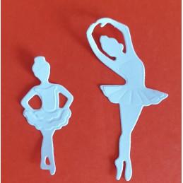 Baletnica zestaw 2 sztuk